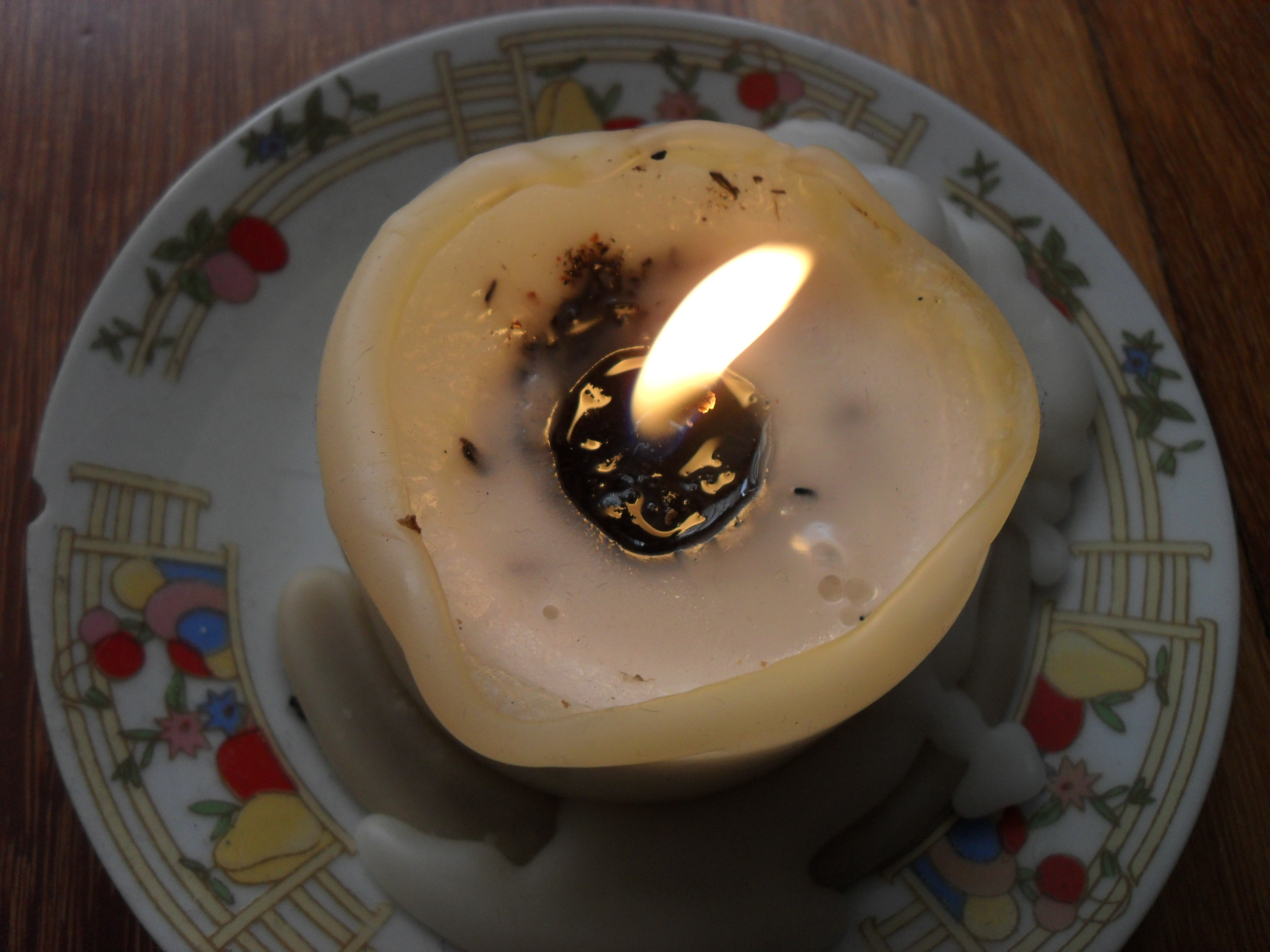Spicing Up Boring Candles